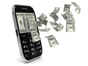 mobile learning money