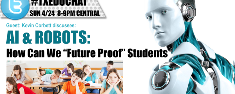 AI & Robots: How can we future proof students
